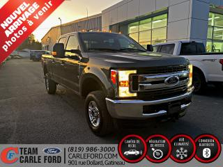 Used 2017 Ford F-250 Ford F-250 S/Crew XLT 2017, Caméra de re for sale in Gatineau, QC