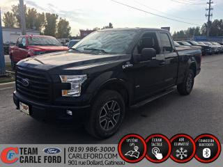 Used 2016 Ford F-150 Ford F-150 S/CAB XLT 2016, caméra de rec for sale in Gatineau, QC