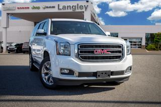 Used 2018 GMC Yukon XL SLT *THIRD ROW SEATS* *DVD* *LOADED* for sale in Surrey, BC