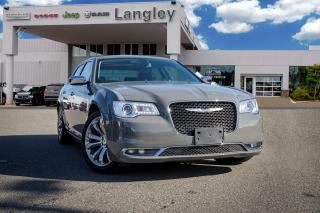 Used 2019 Chrysler 300 Limited *SUNROOF* *MEMORY SEATING* *BACKUP CAMERA* for sale in Surrey, BC