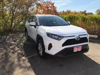 Used 2019 Toyota RAV4 Hybrid LE for sale in Kitchener, ON
