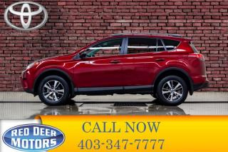 Used 2018 Toyota RAV4 AWD LE BCam for sale in Red Deer, AB