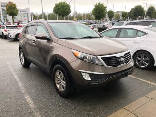 Used 2012 Kia Sportage LX BC OWNED for sale in Abbotsford, BC