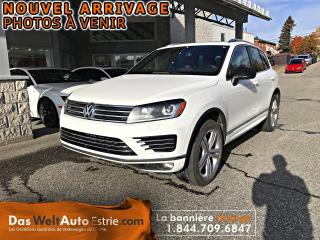 Used 2015 Volkswagen Touareg 3.0 TDI Execline, Cuir, Toit, Automatique for sale in Sherbrooke, QC