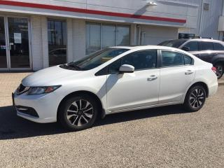 Used 2015 Honda Civic EX Bluetooth, Back Up Camera, Heated Seats and more! for sale in Waterloo, ON