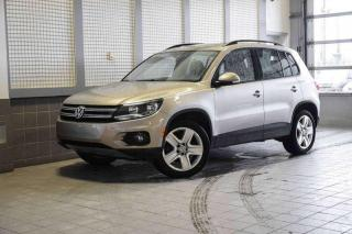 Used 2016 Volkswagen Tiguan COMFORTLINE for sale in Lasalle, QC
