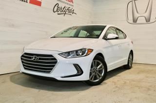 Used 2017 Hyundai Elantra GL for sale in Blainville, QC