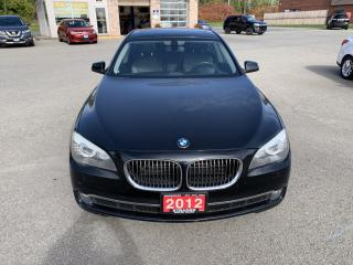 Used 2012 BMW 750 i xDrive for sale in Morrisburg, ON