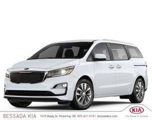 New 2020 Kia Sedona LX+ for sale in Pickering, ON