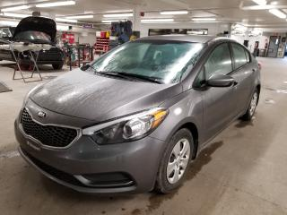 Used 2016 Kia Forte LX* GROUPE ELECTRIQUE* BLUETOOTH* for sale in Québec, QC