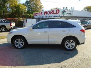Used 2015 Acura RDX Tech Pkg for sale in Scarborough, ON