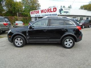 Used 2009 Saturn Vue XE for sale in Scarborough, ON