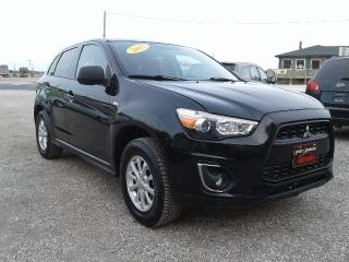 Used 2015 Mitsubishi RVR SE for sale in Oak Bluff, MB