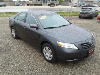 Used 2009 Toyota Camry LE for sale in Oak Bluff, MB