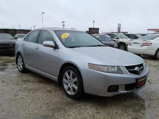 Used 2004 Acura TSX for sale in Oak Bluff, MB