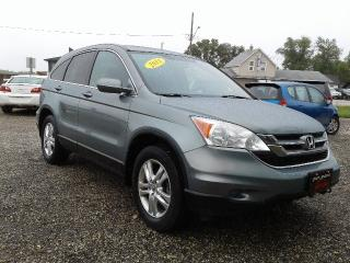 Used 2011 Honda CR-V EX-L for sale in Oak Bluff, MB