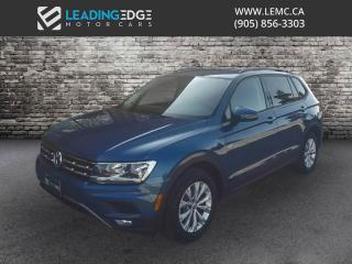 Used 2018 Volkswagen Tiguan Trendline Heated Seats, CarPlay and Android Auto, Back Up Camera for sale in Woodbridge, ON