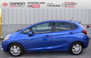 Used 2015 Honda Fit LX AUTOMATIQUE A/C GARANTIE JUSQU'EN 2022 for sale in Laval, QC