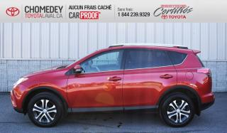 Used 2016 Toyota RAV4 LE, AWD, ** SEULEMENT 37 530 KM ** for sale in Laval, QC
