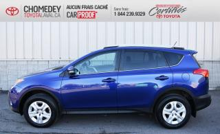 Used 2014 Toyota RAV4 LE, AWD, CAMÉRA DE RECUL for sale in Laval, QC