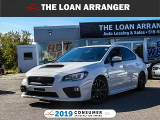 Used 2015 Subaru Impreza WRX for sale in Barrie, ON
