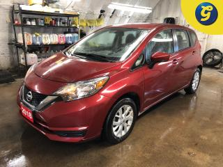 Used 2018 Nissan Versa Note SV * Heated front seat * Heated mirrors * Tilt steering * Phone connect * Hands free steering wheel controls * Cruise control * Traction Control * Pow for sale in Cambridge, ON