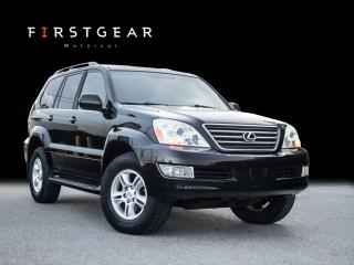 Used 2007 Lexus GX 470 NAVIGATION I LEATHER I NO ACCIDENT for sale in Toronto, ON