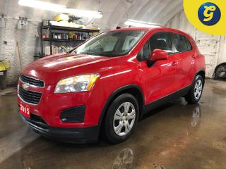 Used 2015 Chevrolet Trax On star * Voice recognition * Automatic headlights * Phone connect * Climate control * Hands free steering wheel controls * Trip computer * Cruise con for sale in Cambridge, ON