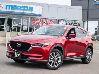 Used 2019 Mazda CX-5 GT - TURBO, AWD, LEATHER, BOSE, IACTIV SAFETY for sale in Hamilton, ON