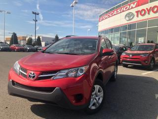 Used 2015 Toyota RAV4 LE **CAMERA** SEULEMENT 60 456 KM* for sale in St-Eustache, QC