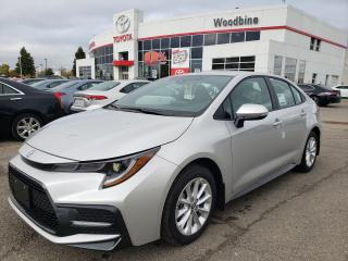 Used 2020 Toyota Corolla SE for sale in Etobicoke, ON