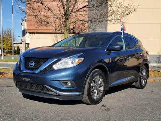 Used 2016 Nissan Murano SV for sale in Drummondville, QC