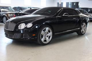 Used 2012 Bentley Continental GT GTC/VENTILATED/HEATED SEATS/PUSH BUTTON START! for sale in Toronto, ON