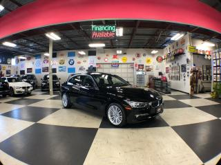 Used 2015 BMW 3 Series 320I X DRIVE LUXURY PKG AUT0 LEATHER SUNROOF 55K for sale in North York, ON