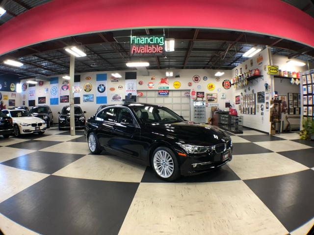 2015 BMW 3 Series 320I X DRIVE LUXURY PKG AUT0 LEATHER SUNROOF 55K