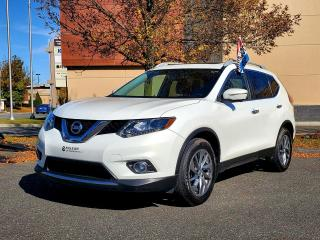 Used 2014 Nissan Rogue SL for sale in Drummondville, QC