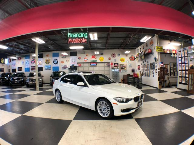 2015 BMW 3 Series 320I X DRIVE LUXURY  PREMIUM PKG AUT0 SUNROOF 72K