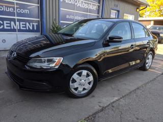 Used 2014 Volkswagen Jetta Trendline+ a/c + bancs chauffants for sale in Boisbriand, QC