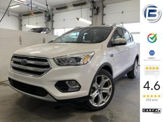 Used 2017 Ford Escape 4 RM | TITANIUM for sale in St-Hyacinthe, QC