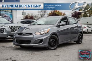 Used 2016 Hyundai Accent 5dr HB Auto L for sale in Repentigny, QC