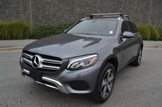 Used 2018 Mercedes-Benz GLC 300 4MATIC SUV for sale in Vancouver, BC