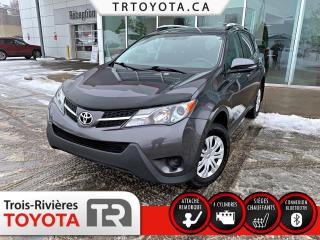 Used 2015 Toyota RAV4 4 portes LE traction avant for sale in Trois-Rivières, QC