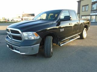 Used 2014 RAM 1500 Cabine ordinaire 4RM, 120,5 po SLT for sale in Mirabel, QC