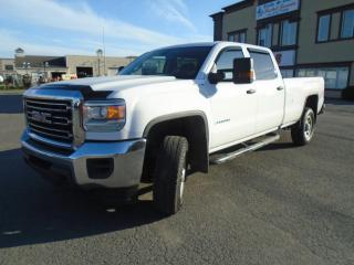 Used 2016 GMC Sierra 3500 Cabine multiplace 4RM 153,7 po for sale in Mirabel, QC
