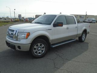 Used 2010 Ford F-150 Cab SuperCrew 4RM 157 po Lariat for sale in Mirabel, QC