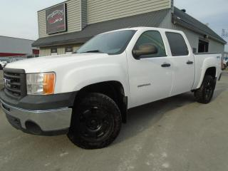 Used 2011 GMC Sierra 1500 4 RM, Cabine multiplaces 143,5 po, WT for sale in Mirabel, QC