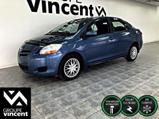 Used 2008 Toyota Yaris AUTOMATIQUE ** CLIMATISEUR ** Un gage de fiabilité! for sale in Shawinigan, QC