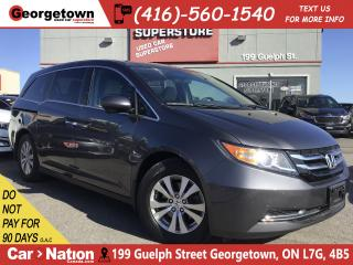 Used 2016 Honda Odyssey EX | PWR DOORS | 8 PASS | HTD SEATS | B/U CAM for sale in Georgetown, ON