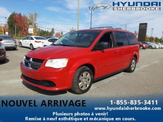 Used 2013 Dodge Grand Caravan SXT+STOW'N GO+A/C+CRUISE+BARRES DE TOIT for sale in Sherbrooke, QC