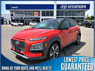 Used 2020 Hyundai KONA 1.6T AWD Trend Auto for sale in Port Hope, ON